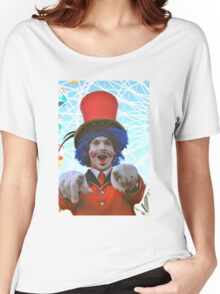 make sure you have fun!  luna park, sydney, australia Women's Relaxed Fit T-Shirt