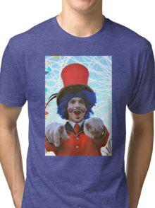make sure you have fun!  luna park, sydney, australia Tri-blend T-Shirt