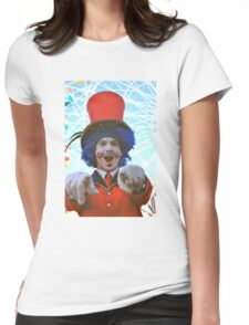 make sure you have fun!  luna park, sydney, australia Womens Fitted T-Shirt