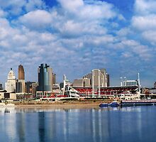 Cincinnati by Alex Preiss