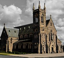 St Michael's Cathedral, Wagga Wagga by naemick