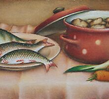 fish soup by Vsevolod