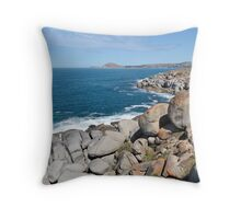 Granite Island Throw Pillow