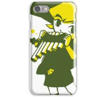 Link - Flute Play iPhone Case/Skin