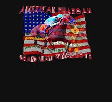 American Pharoah Horse Racing's Grand Slam Winner 2015 Unisex T-Shirt