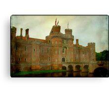 Herstmonceux Castle © Canvas Print