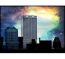 Downtown Milwaukee © Photographic Print