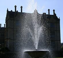 Fountain  by lezvee