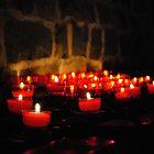 Candle light by Tony Jones