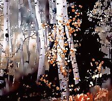 Aspen Grove by Barbara D Richards