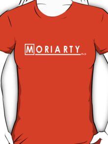 Moriarty Ph.D (White)  T-Shirt