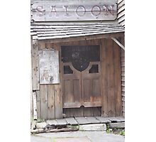 the saloon Photographic Print