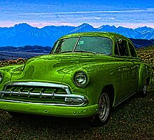 "1951 Chevrolet ""Slime Green"" by TeeMack"