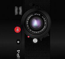 Like-a Camera (Black) by Alisdair Binning