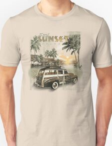 SURF SUNSET T-Shirt