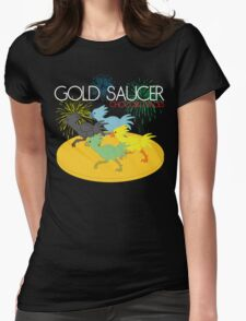 Chocobo Racing Womens Fitted T-Shirt