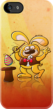 Magician Easter Bunny by Zoo-co