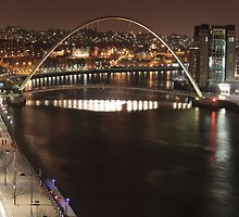Newcastle & Gateshead by Adam Webb