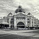 Flinders Street Station by lightsmith