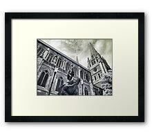 Captain Matthew Flinders Framed Print