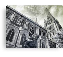 Captain Matthew Flinders Canvas Print