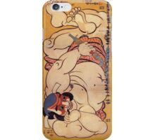 Japanese Print:  Land of the Little People iPhone Case/Skin