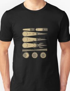 Smith's Illustrated Astronomy - Total Partial and Angular Eclipse of Sun and Moon - Page 39 T-Shirt
