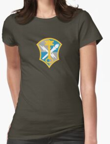 United States Army Intelligence and Security Command Womens Fitted T-Shirt