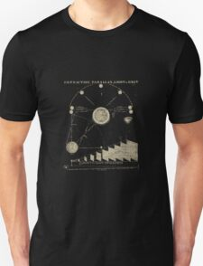 Smith's Illustrated Astronomy - Refraction Paralax Light and Heat - Page 53 T-Shirt