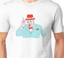winston churchill boro middlesbrough Unisex T-Shirt