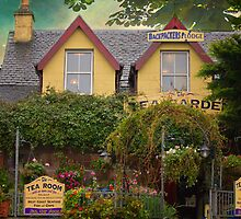 The Tea Garden Cafe -  Mallaig, Scotland by Yannik Hay