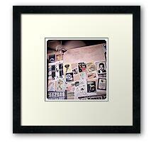 tucson #03 Framed Print