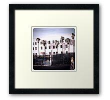 tucson #04 Framed Print