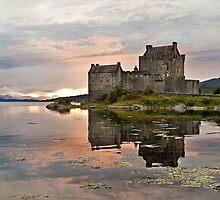 Eilean Donan Castle, Sunset by Stuart Blance