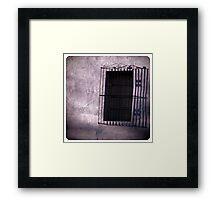 tucson #05 Framed Print