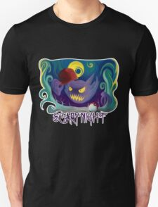 Scary Night with Haunter T-Shirt