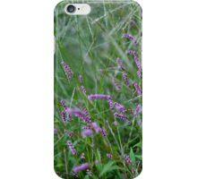 Tiny Purple Flowers iPhone Case/Skin