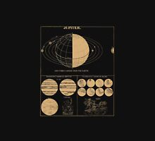 Smith's Illustrated Astronomy - Jupiter and Mars - Page 26 Unisex T-Shirt