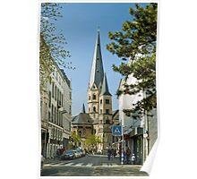 Spring in Bonn Poster