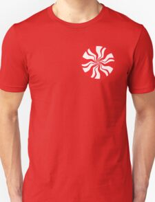 The white stripes music candy T-Shirt