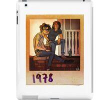 1978 iPad Case/Skin