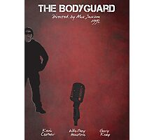 The Bodyguard  Photographic Print