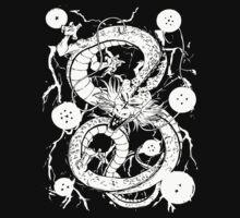 Dragon Ball - Shenron 7 Dragon Balls by DoctorGero