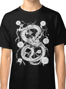 Dragon Ball - Shenron 7 Dragon Balls Classic T-Shirt