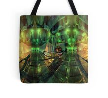 Centre of it all - Neither space nor time Tote Bag