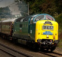 The Deltic by Dave Hudspeth