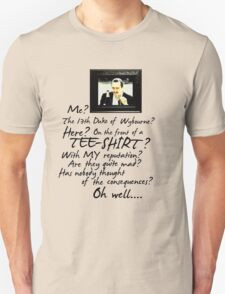 The Fast Show - 13th Duke of Wybourne T-Shirt