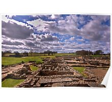 Vindolanda - Roman Fort Poster