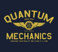 QUANTUM MECHANICS Kids Clothes