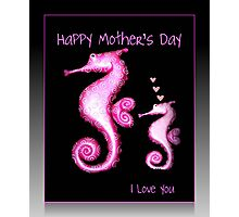 Happy Mothers Day Photographic Print